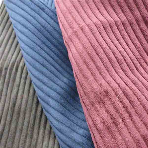 Corduroy fabric manufacturer China